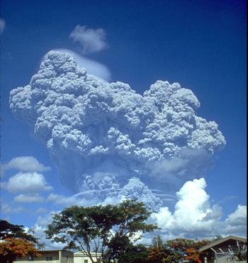 Pinatubo91eruption
