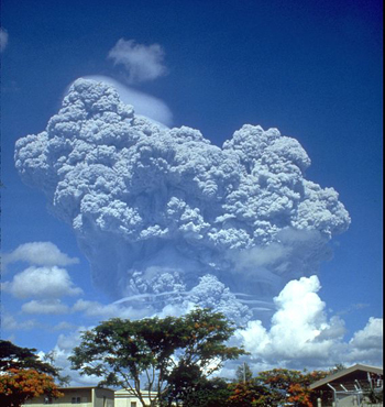Pinatubo91eruption